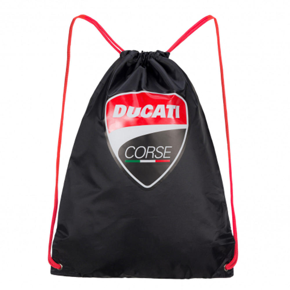 2020 Ducati Corse MotoGP Gym Bag School Book Carry Official Merchandise
