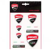 2020 Ducati Corse MotoGP Sticker Set Decals Pack of 11 Official Merchandise