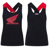 2020 Honda HRC Racing Collection MotoGP Womens Ladies Tank Top Vest Sizes XS-XL