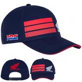 2020 Honda HRC Racing Collection MotoGP Baseball Cap Navy Hat Adults One Size