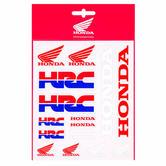2020 Honda HRC Racing Collection MotoGP Medium Sticker Set Decals Merchandise