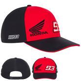 2020 Honda HRC Dual Marc Marquez #93 MotoGP Baseball Cap Hat Adults One Size