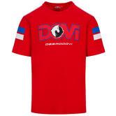 2020 Andrea Dovizioso MotoGP Mens T-Shirt Logo Official Merchandise Sizes S-XXL