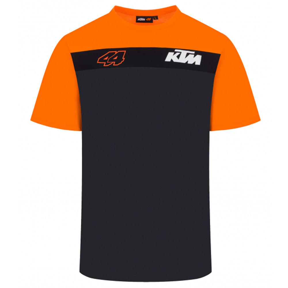 2020 KTM RACING Pol Espargaro MotoGP Mens T-Shirt Orange Official Merchandise