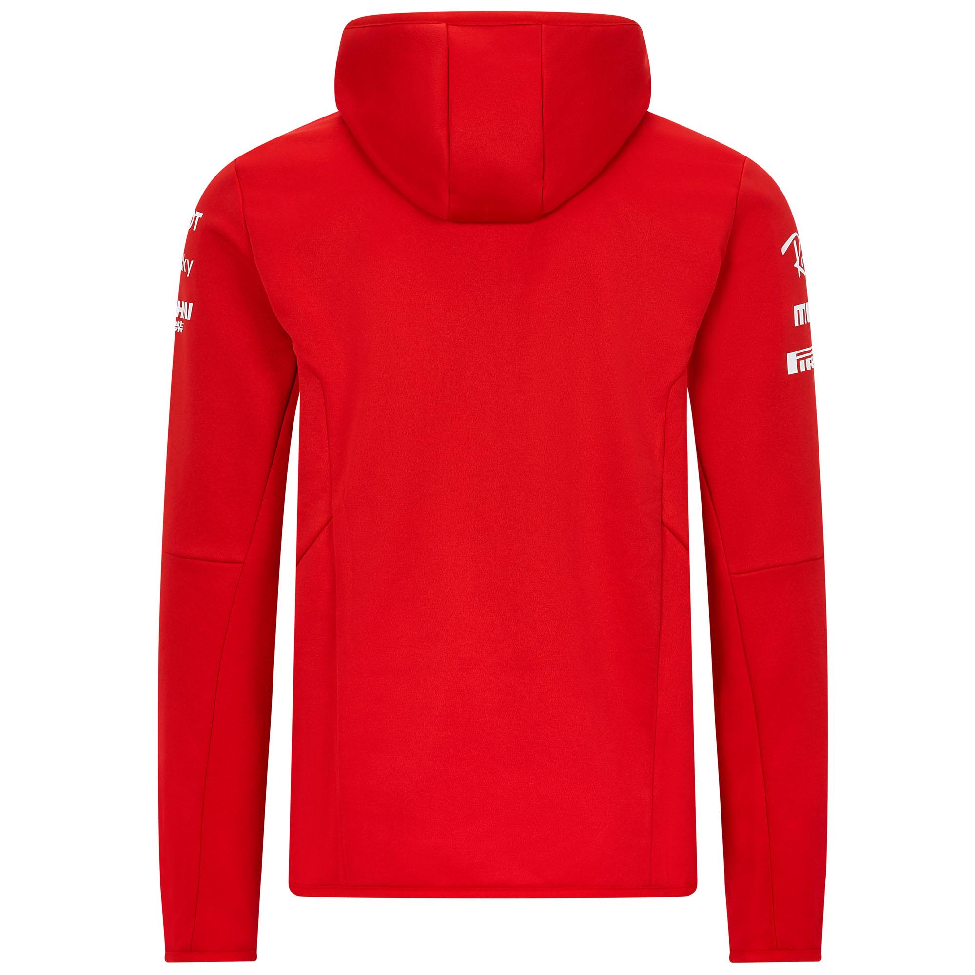 2020 Scuderia Ferrari F1 Team Mens Jacket Softshell Fleece ...