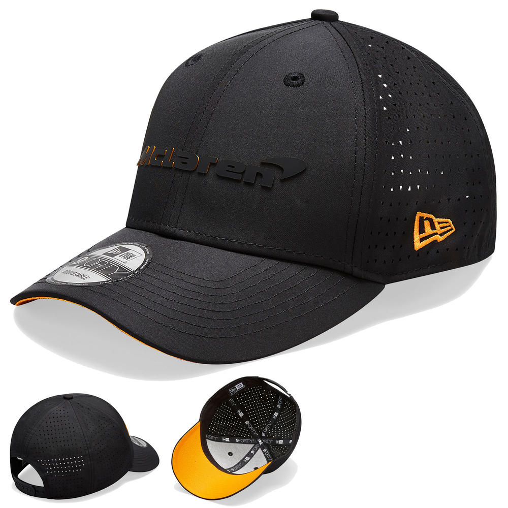 2020 McLaren Racing Lifestyle 9FORTY Baseball Cap Sport Tech Adults One Size