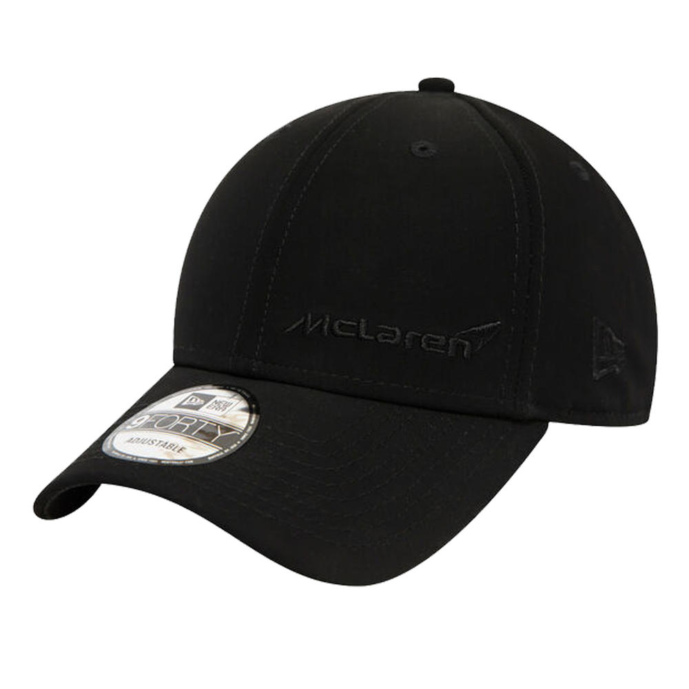 2020 McLaren Racing Lifestyle 9FORTY Baseball Cap Matte Black Adults One Size