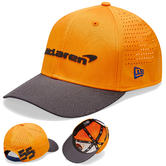 2020 McLaren Racing Carlos Sainz 9FIFTY SS Baseball Cap Orange Adults Size