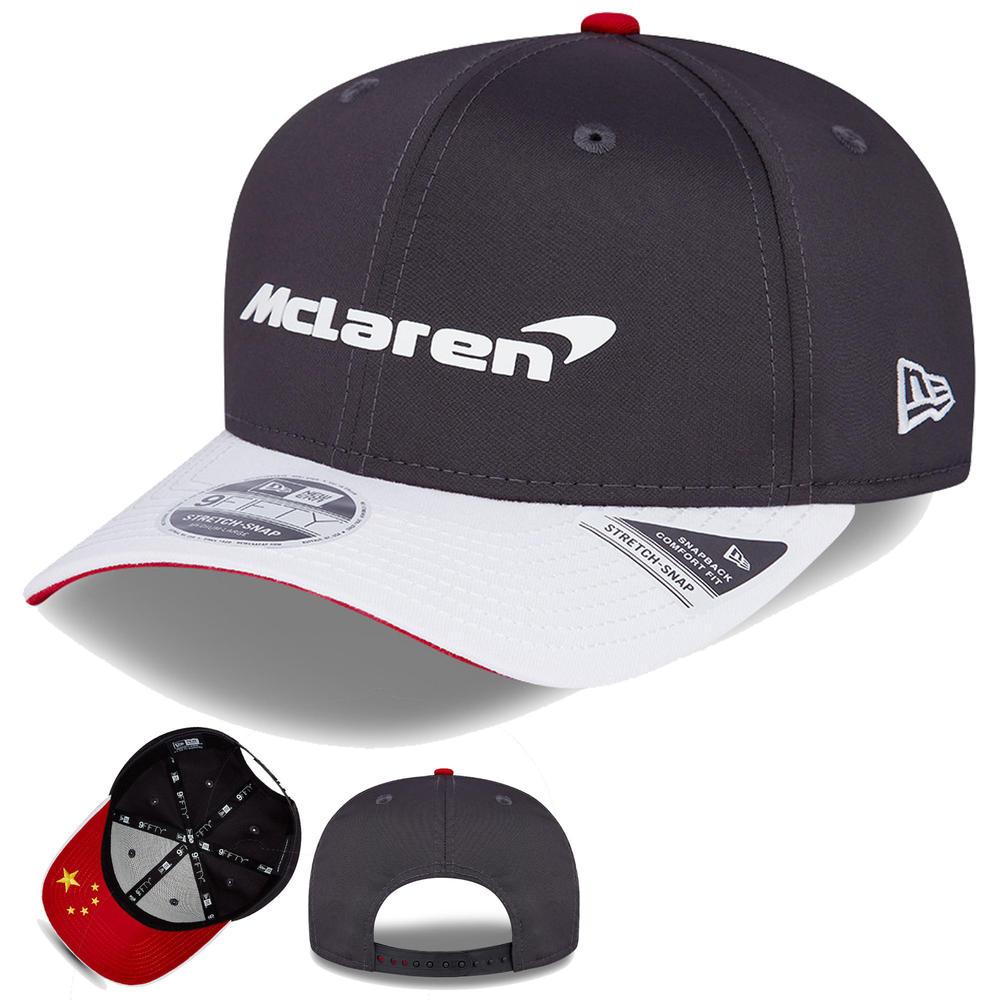 2020 McLaren Racing Special Edition China Baseball Cap Adults Size Official