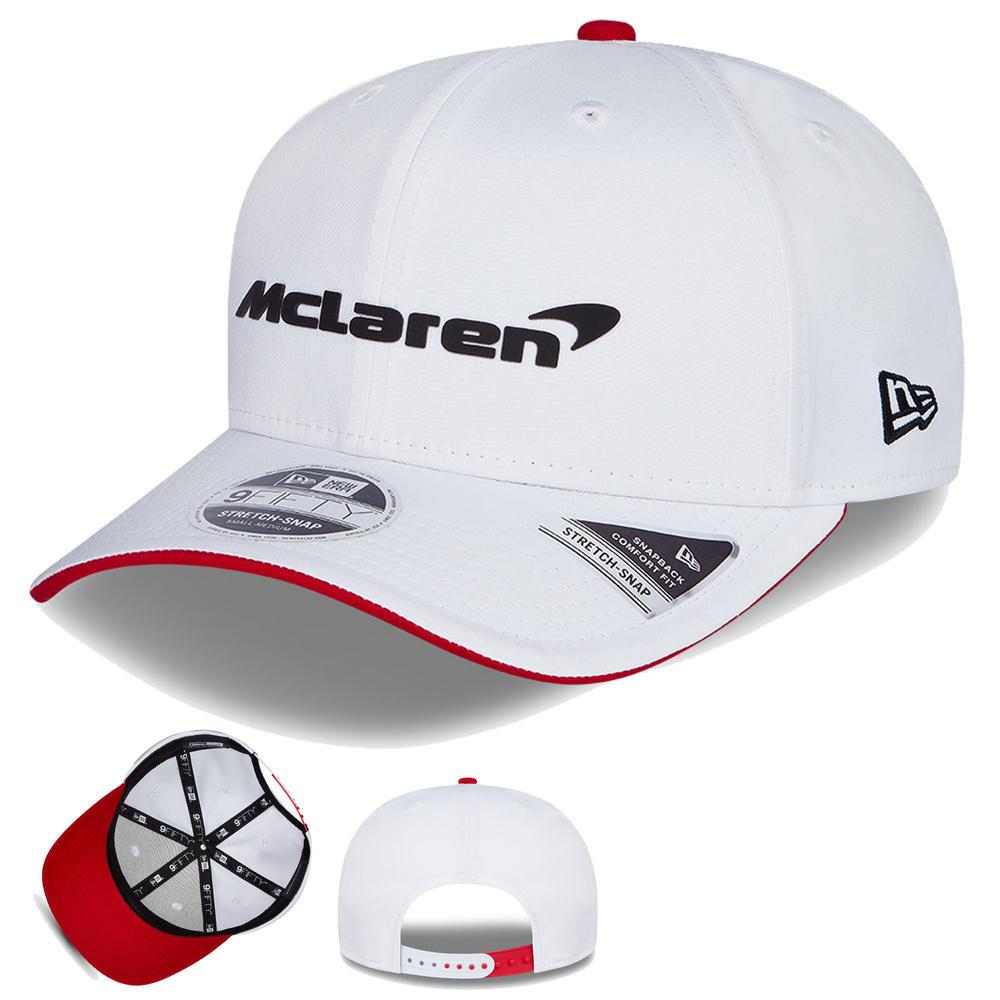 2020 McLaren Racing Special Edition Bahrain Baseball Cap Adults Size Official