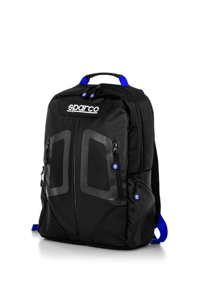 016440 Sparco STAGE Rucksack Backpack 16L for Motorsport Race Rally Equipment