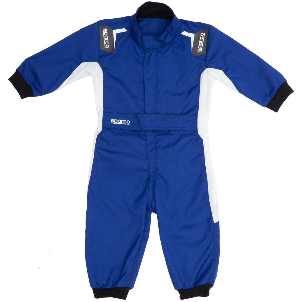 017012 Sparco Eagle 2.0 Baby Replica Race Suit Overalls to fit Ages 3-18 Months