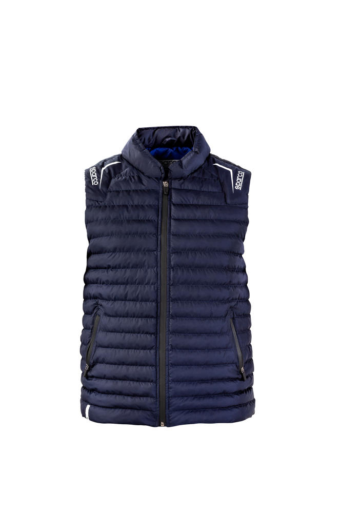 01259 Sparco FRAME Mens Gilet Bodywarmer in Water Resistant Windproof Fabric