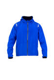02405 Sparco Racing WILSON Windstopper Hooded Jacket Windproof & Water Resistant