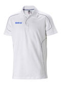 011886 Sparco Racing Polo Shirt 100% Cotton in 3 Colours Sizes XS-XXL