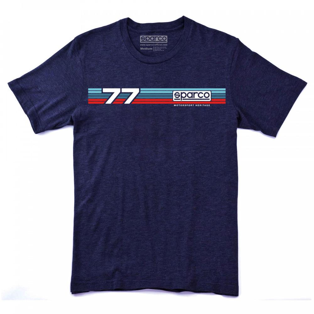 01240 Official Sparco USA Mens T-Shirt RALLY Motorsport Design Sizes S-XXL