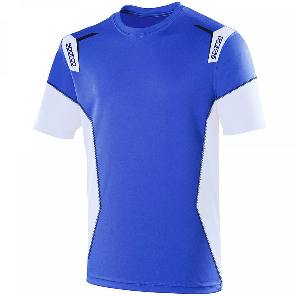 01264 Sparco SKID Racing T-Shirt Motorsport Tee in 100% Polyester - New for 2020