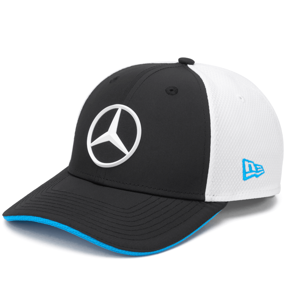 2020 Mercedes-Benz Formula E Tea  Black 9Forty Baseball Cap Cap Adults One Size