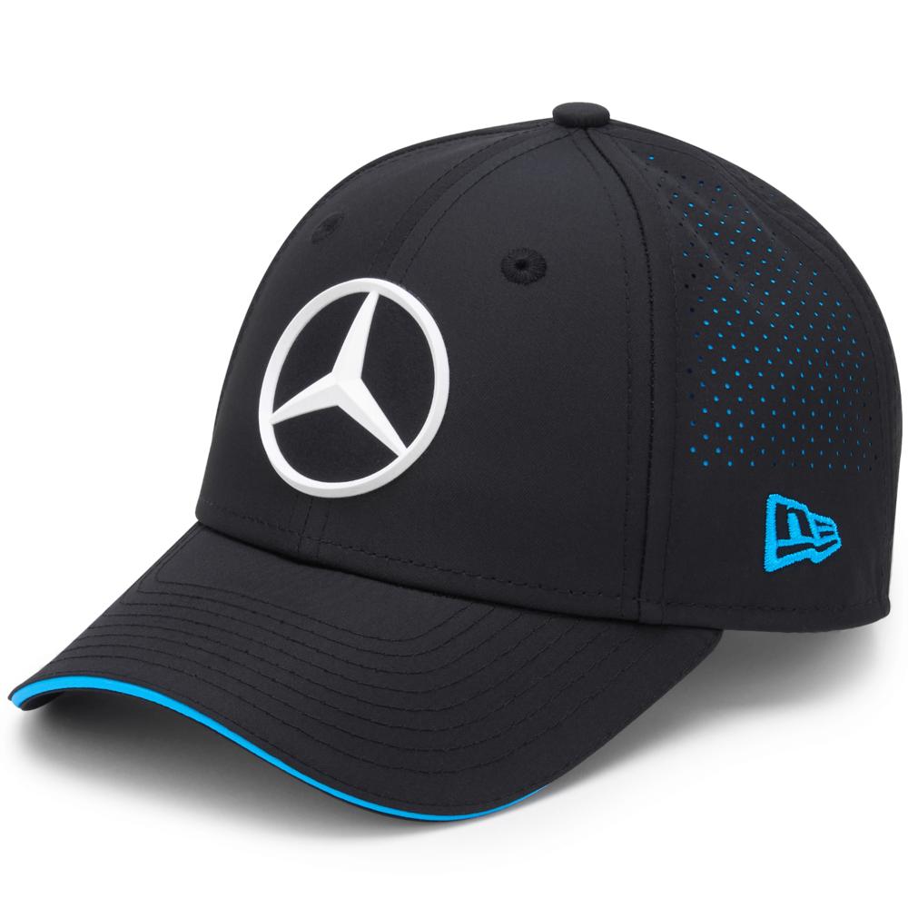 2020 Mercedes-Benz Formula E Team Black 9Forty Baseball Cap Kids One Size