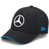2020 Mercedes-Benz Formula E Team Black 9Forty Baseball Cap Kids One Size