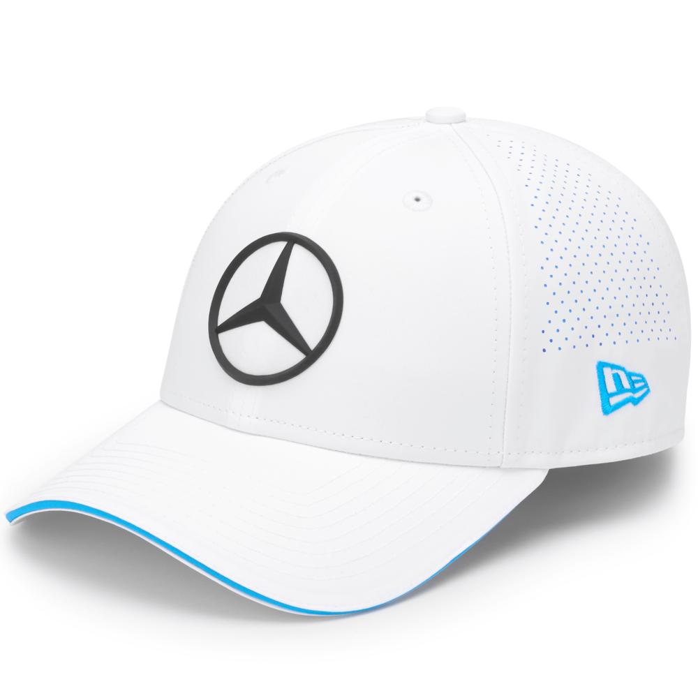 2020 Mercedes-Benz Formula E Team White 9Forty Baseball Cap Adults One Size