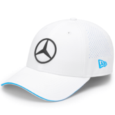 2020 Mercedes-Benz Formula E Team White 9Forty Baseball Cap Adults One Size