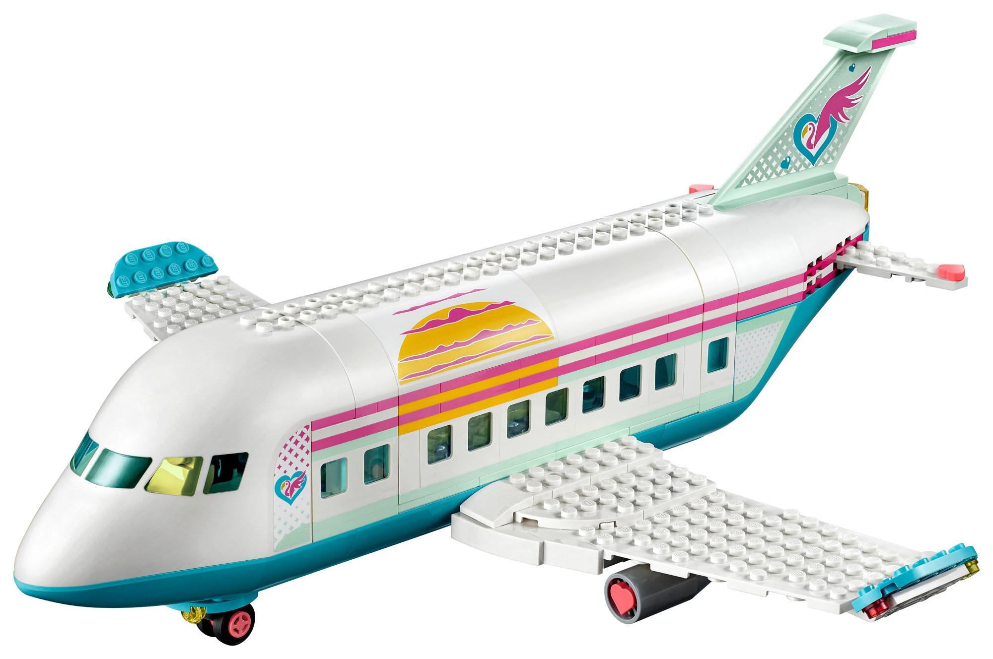 41429 LEGO Friends Heartlake City Airplane Holiday Playset ...