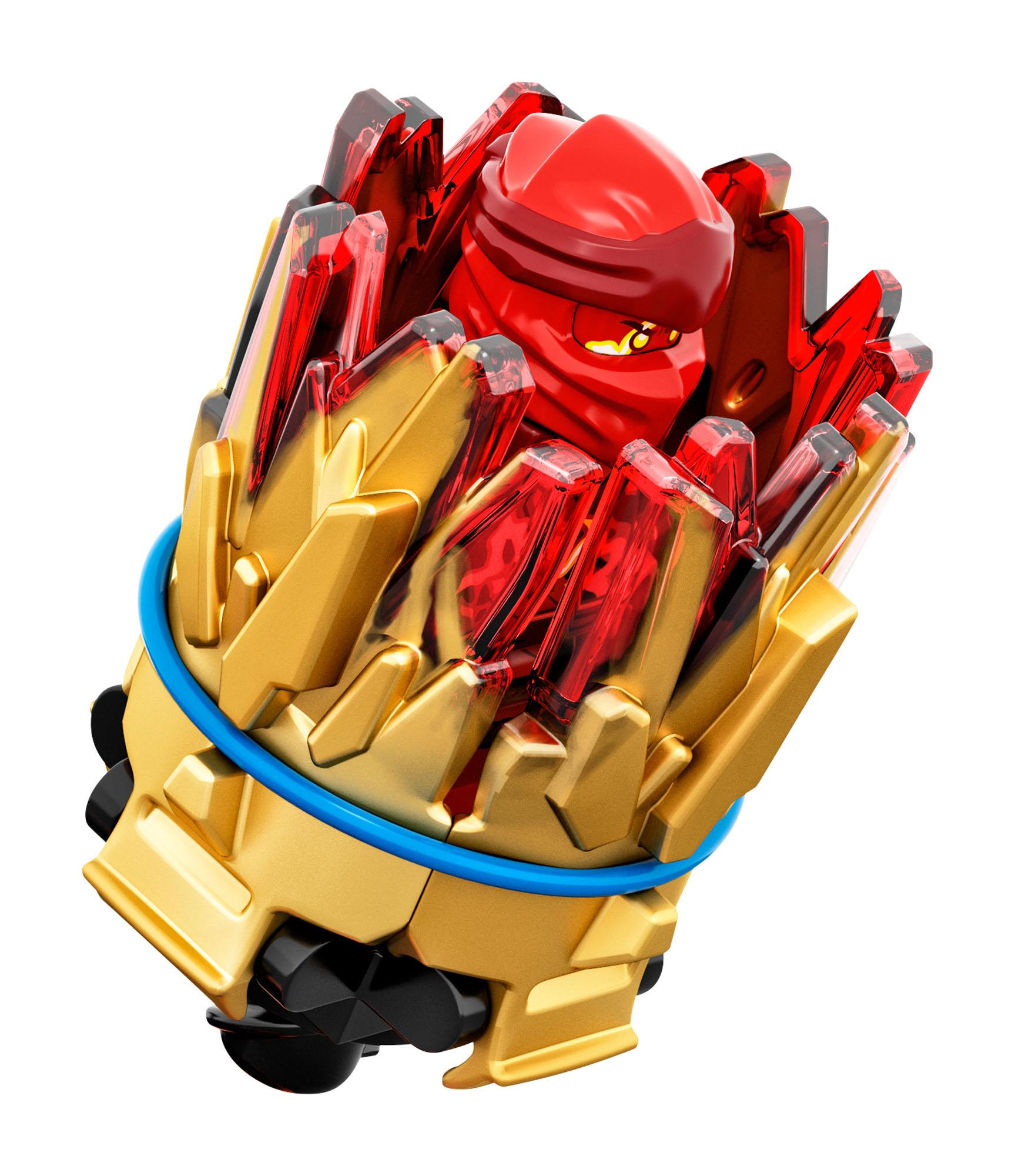 70686 lego ninjago spinjitzu burst  kai accessory ninja