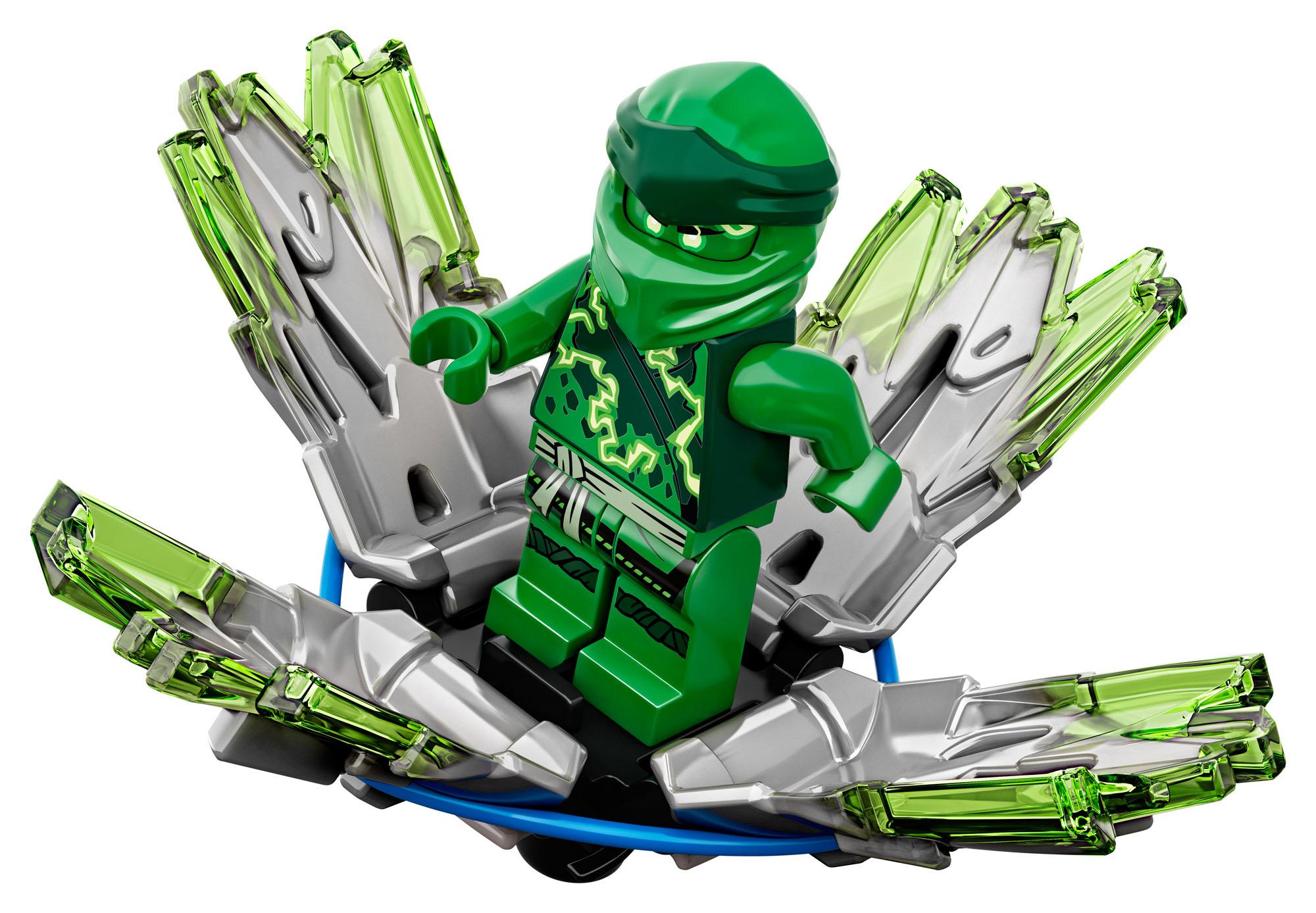 70687 lego ninjago spinjitzu burst  lloyd accessory ninja