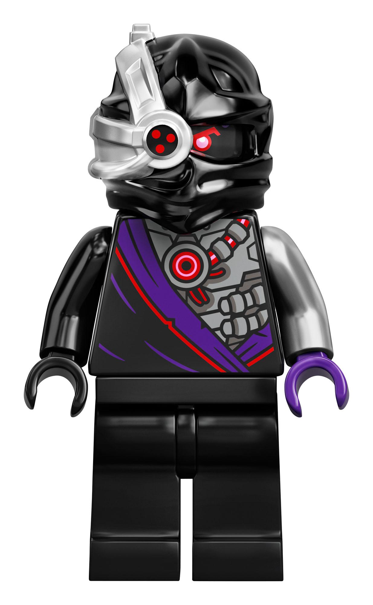 71704 LEGO Ninjago Kai Fighter Playset with 3 Minifigures ...