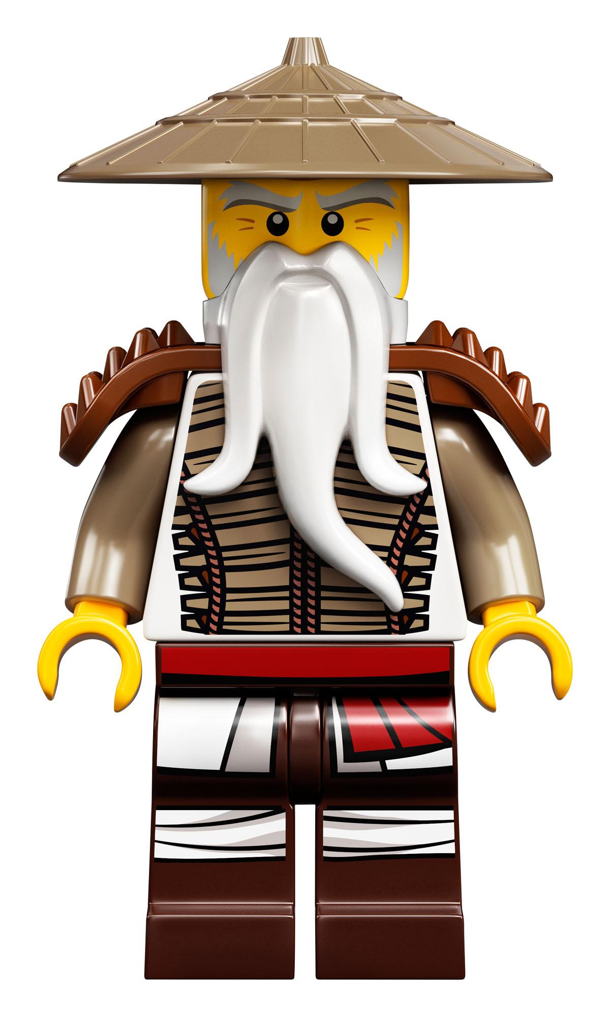 71718 LEGO Ninjago Wu's Battle Dragon Ninja Building Set ...