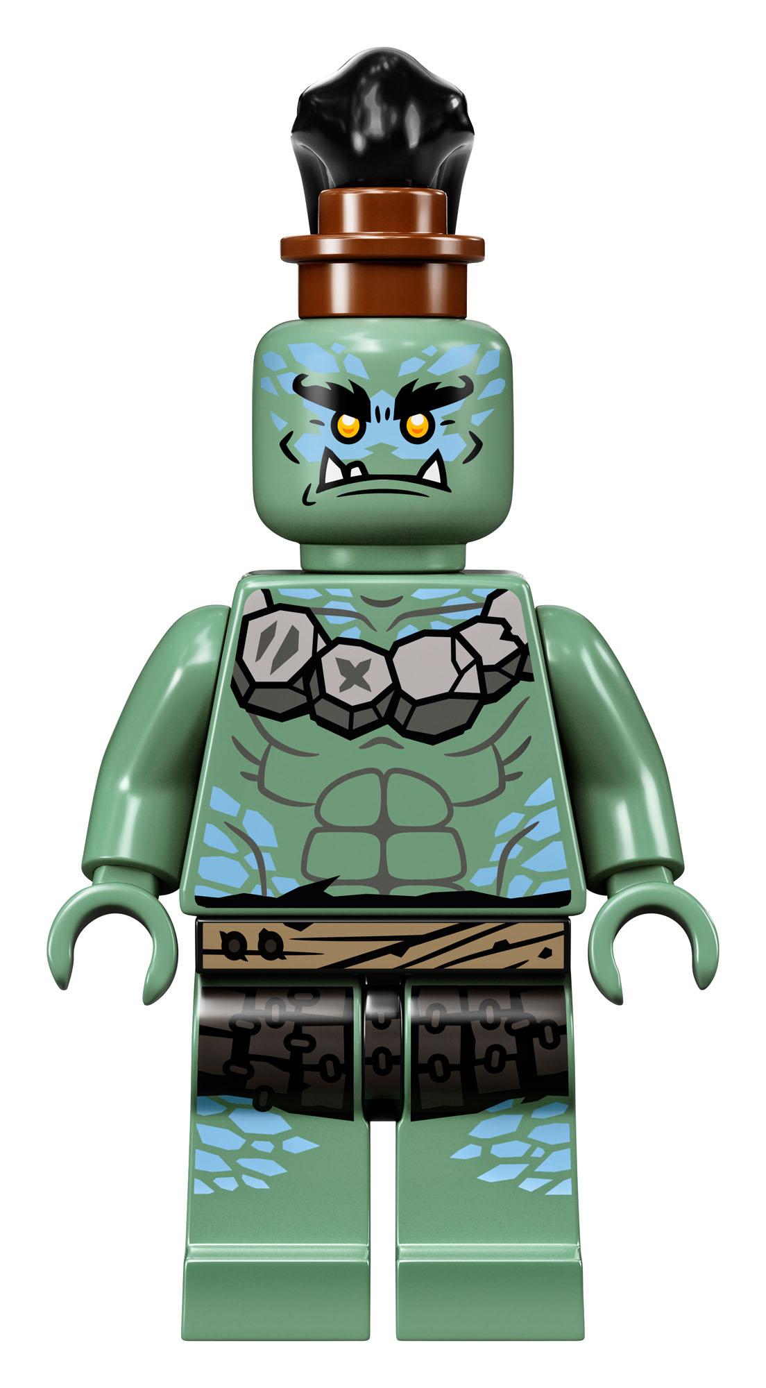 71720 LEGO Ninjago Fire Stone Mech Ninja Building Set 968 ...