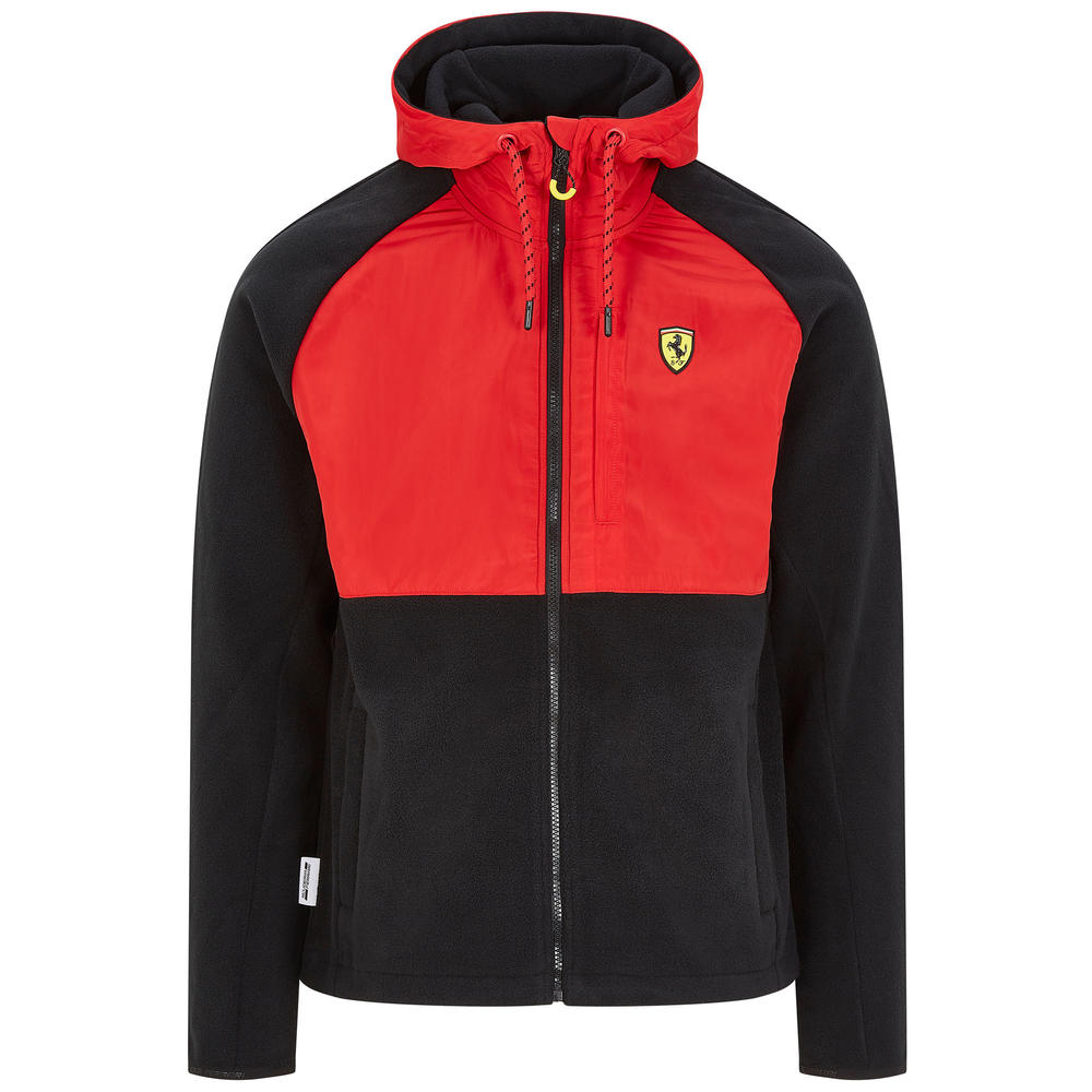 2020 Scuderia Ferrari F1 Fanwear Mens Fleece Jacket Official Merchandise S-XXL