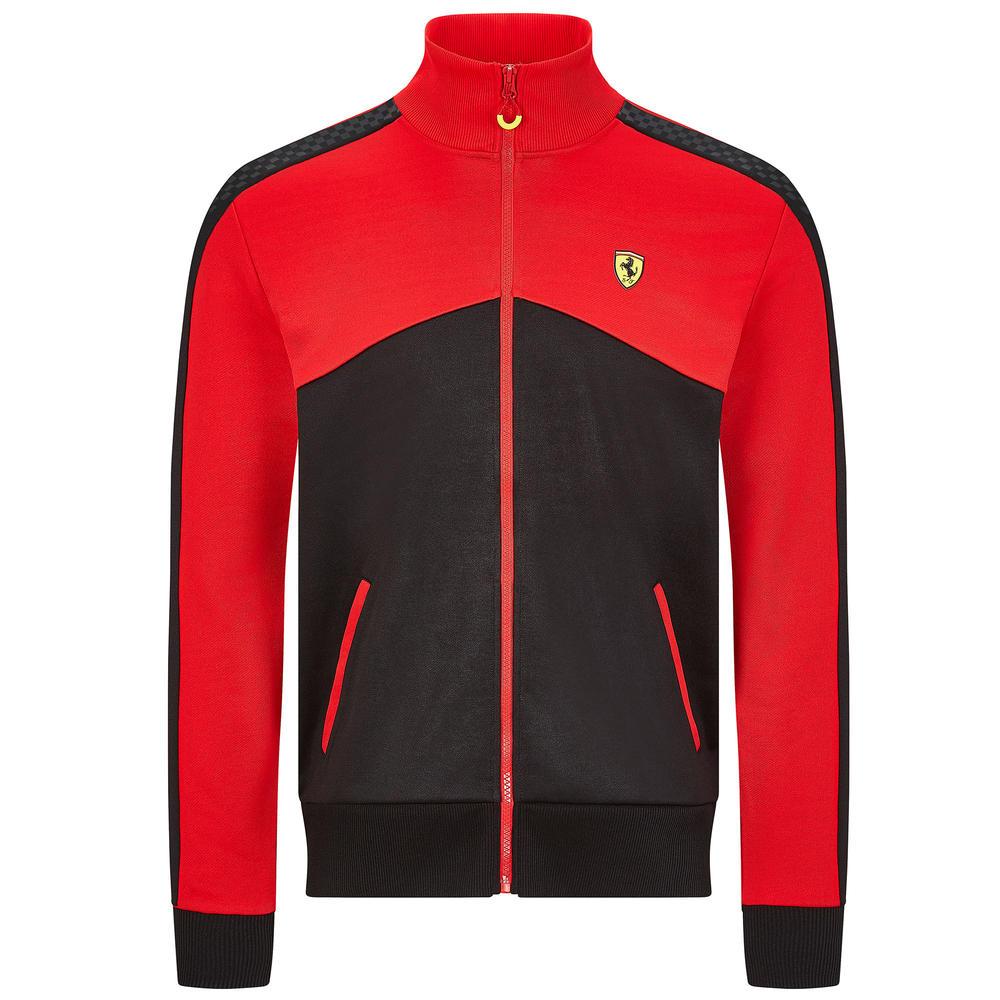 2020 Scuderia Ferrari F1 Fanwear Mens Track Jacket Official Merchandise S-XXL
