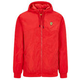 2020 Scuderia Ferrari F1 Fanwear Mens Windbreaker Jacket Official Sizes S-XXL