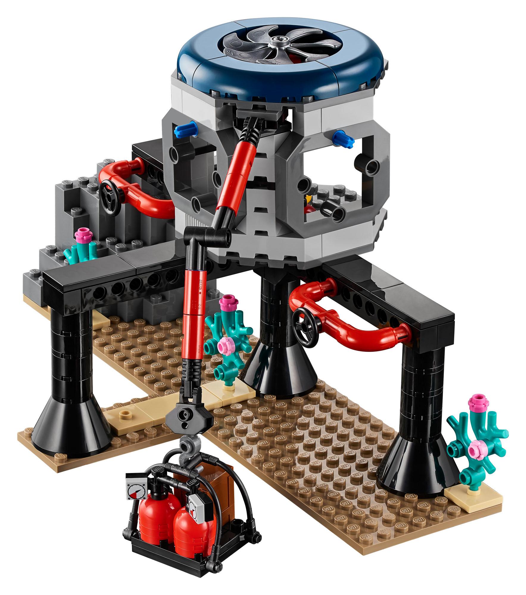 60265 LEGO City Ocean Exploration Base Playset 497 Pieces ...