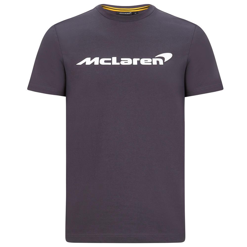 Official 2020 Mclaren F1 Team Mens Essentials T-Shirt Lando Norris Carlos Sainz