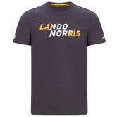 Official 2020 Mclaren F1 Team Mens Graphic T-Shirt Lando Norris Sizes S-XXL