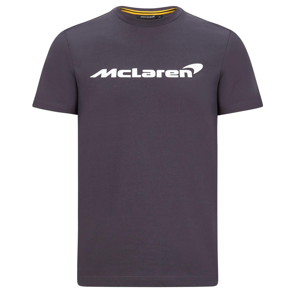 Official 2020 Mclaren F1 Team Kids Childrens Essentials T-Shirt Norris Sainz