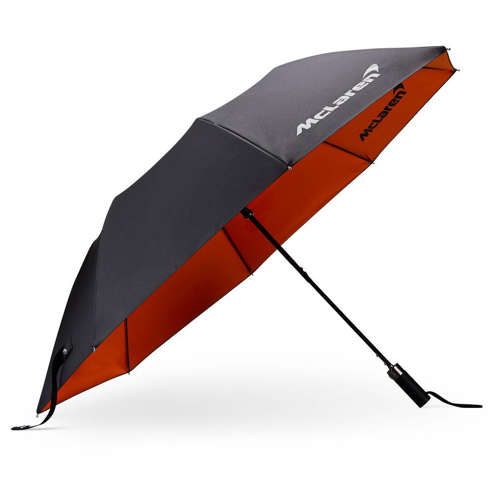 Official 2020 Mclaren F1 Team Compact Umbrella Team Supporters Merchandise