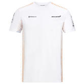 Official 2020 Mclaren F1 Team Mens Team T-Shirt Lando Norris Carlos Sainz Tee