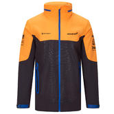 Official 2020 Mclaren F1 Team Mens Team Waterproof Jacket Coat Lando Norris
