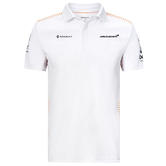Official 2020 Mclaren F1 Team Mens Team Polo Shirt Lando Norris Carlos Sainz