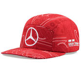 2020 Mercedes-AMG F1 Team Lewis Hamilton 2020 Britsh GP Cap Adult Hat Official