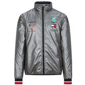 2020 Mercedes-AMG F1 Team Mens Lightweight Padded Jacket Official Merchandise