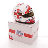 F1 Driver Mini Helmets 1/2 Scale Collector Display Model Miniature Formula One