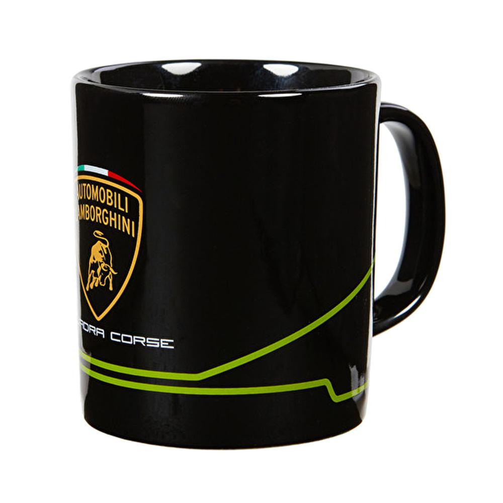 2020 Lamborghini Squadra Corse Coffee Tea Mug Cup Drinks Official Merchandise