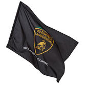 2020 Lamborghini Squadra Corse Fan Supporter Flag 100x140CM Official Merchandise