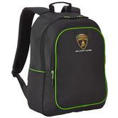 2020 Lamborghini Squadra Corse Backpack Bag Black Official Merchandise