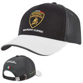 2020 Lamborghini Squadra Corse Travel Baseball Cap Adults One Size Official